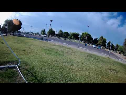 Mobula7 HD Whoop - FPV Park Tennis Court/Basketball/Court Parking Lot