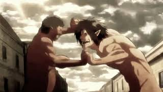 Shatter me-Attack on Titan