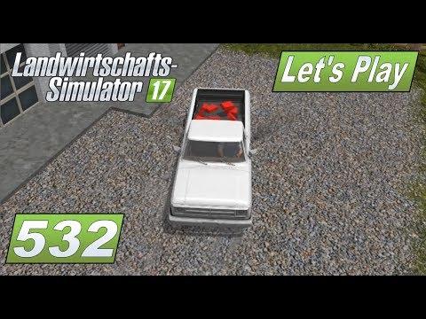 LS17 #532 Geldkassetten für Stahlpaletten #Lets Play Landwirtschafts Simulator 2017 4fach mod map