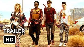 Daybreak Trailer (HD) Netflix Post Apocalyptic Series
