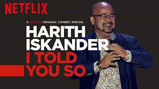 Picture of a TV show: Harith Iskander: I Told You So