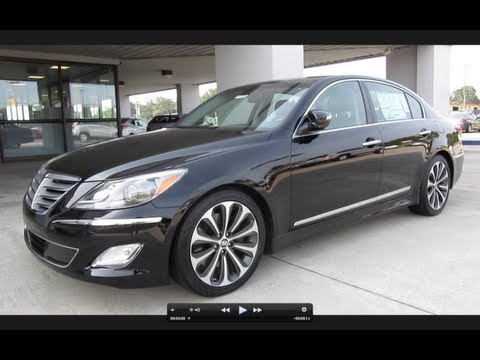 2012 Hyundai Genesis 5.0 R-Spec In-Depth Review