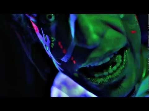 Jaebone - Alien Entity (Official Music Video 2012)