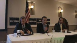 October 6, 2016 Candidate Forum (General Meeting)