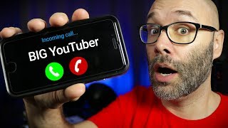 How To Contact A Youtuber ( For Anything )