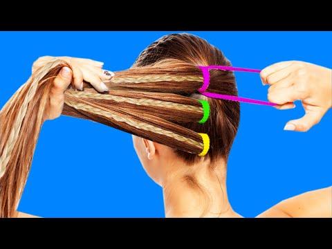 Penteados e truques