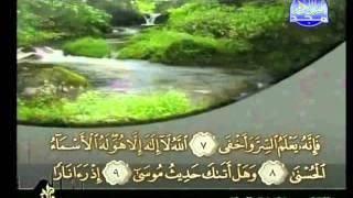HD المصحف المرتل 16 للشيخ خليفة الطنيجي حفظه الله