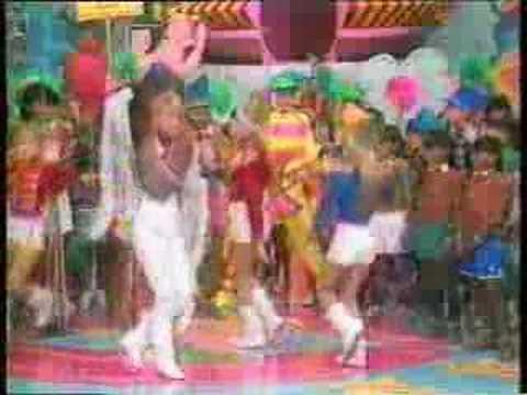 Xou da Xuxa - Brincar de Indio - 1989