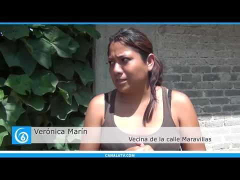 Vecinos de la colonia Nueva San Isidro en Chalco, se beneficiaran con la pavimentación de la calle Maravillas