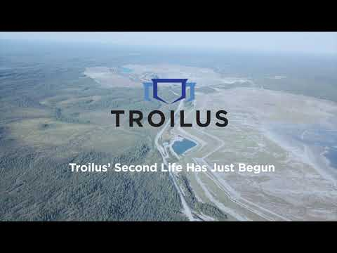 Troilus Gold Corp. Corporate Video Thumbnail