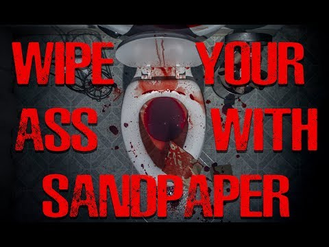 Bounding Innards - Wipe Your Ass With Sandpaper! (Lyric Video)