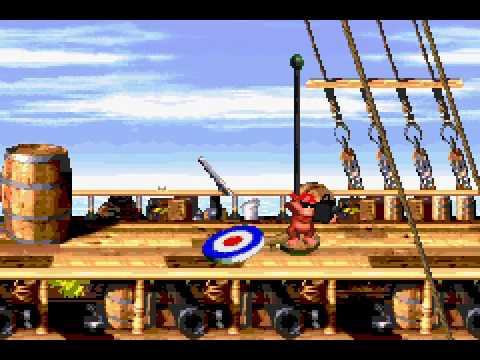 donkey kong country 2 gba rom cool