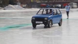 Автокерлинг в Екатеринбурге от страхового агентства «Смартполис»