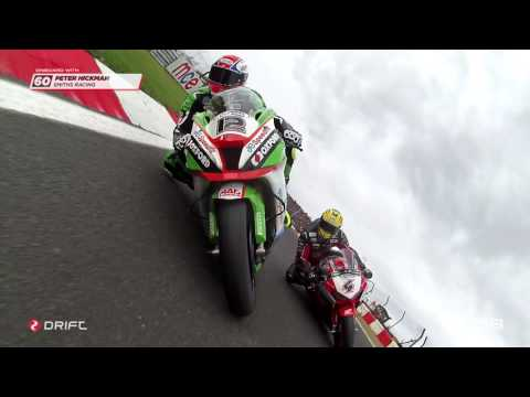 ONBOARD: 2017 MCE BSB Race 1 from Brands Hatch GP