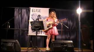 Alta Marea Venditti/ Don't dream it's over-Sixpence none the richer cover by Elise live 26/06/14