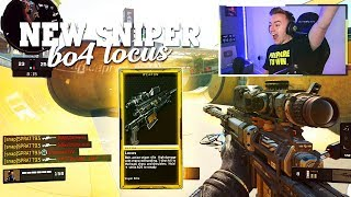 NEW BO4 SNIPER RIFLE... The LOCUS IS BACK!!