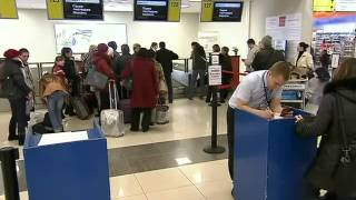 Смотреть онлайн Правила поведения в аэропорту