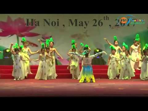 Tiết mục: Múa Công - Festival Bill Gates Schools - Season 5 (2016 - 2017)