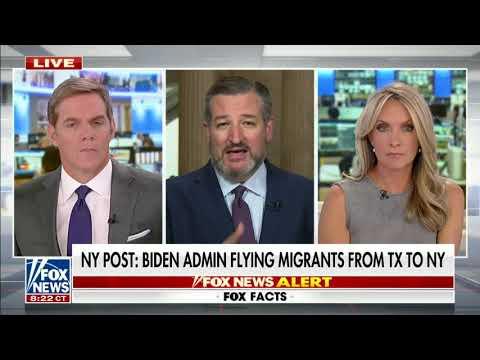 Sen. Cruz Announces New Bill 'Stop the SURGE Act' to Make D.C. Democrats Address Biden Border Crisis