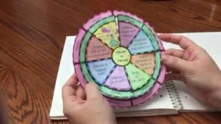 Mitosis vs Meiosis Wheel Foldable
