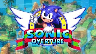 Sonic Overture - Walkthrough