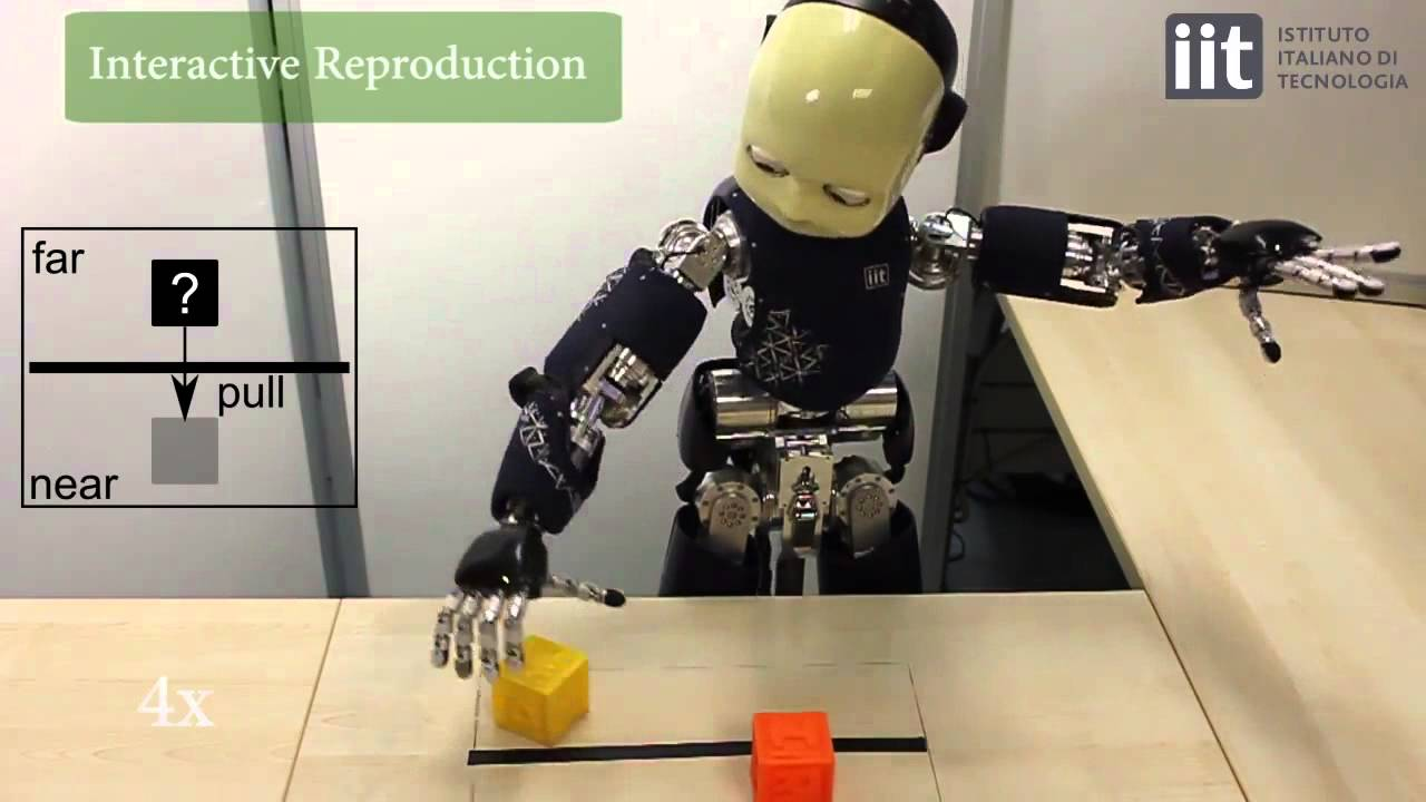 Imitation learning enables a robot to acquire new trajectory-based skills from demonstrations. This novel machine learning approach integrates imitation learning, Visuospatial Skill Learning, and a symbolic planner.