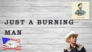 Just A Burning Man   Dan Albro (Instruction)
