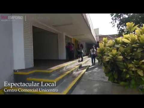 Locales y Bodegas, Alquiler, Centro Ccial. Unicentro - $2.614.800