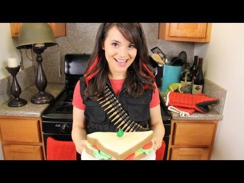 TEAM FORTRESS 2 CAKE – NERDY NUMMIES