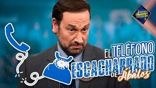 El teléfono escacharrado de Ábalos - Carlos Latre - El Hormiguero
