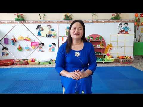 Thơ : Bé ơi tránh cúm. Giáo viên Phí Thị Thời- Trường MN Thái Thành