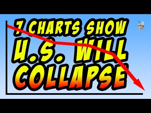 7 Charts of U.S. Financial Collapse and Massive Debt Implosion!