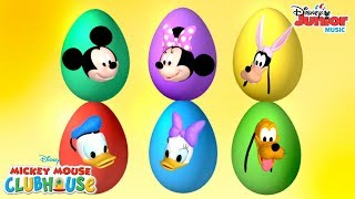 The Best Easter Party Ever! | Mickey Mouse Clubhouse | Disney Junior