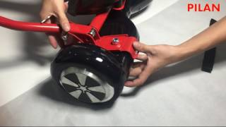 Easy to set up your PIlan on your hoverboard