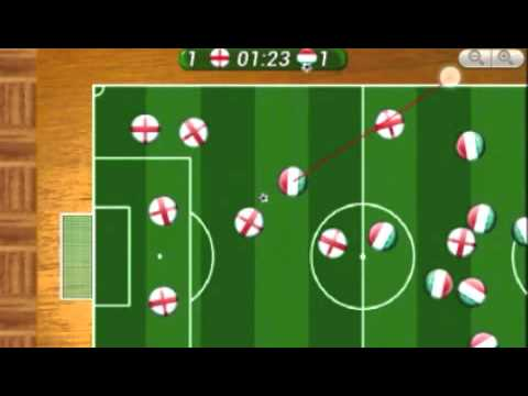 Video of Button Football (Soccer)