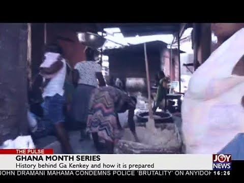 Ghana Month Series - The Pulse on JoyNews (28-3-18)