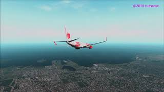 LION AIR 737 Crash at Jakarta [Flight JT610]