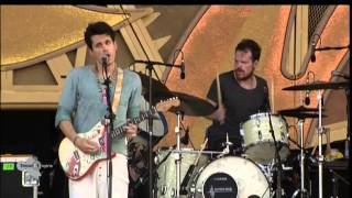 John Mayer - Waiting On The World To Change live op Pinkpop 2014
