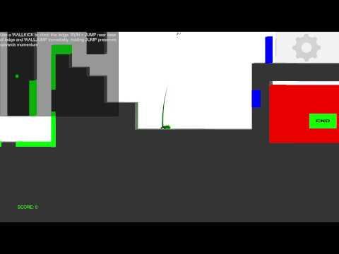 Video of Generic Platformer