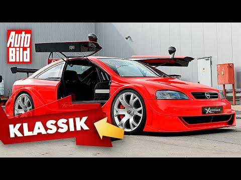 Opel Astra G X-Treme (2001): Prototyp - Einzelstück - DTM - Info