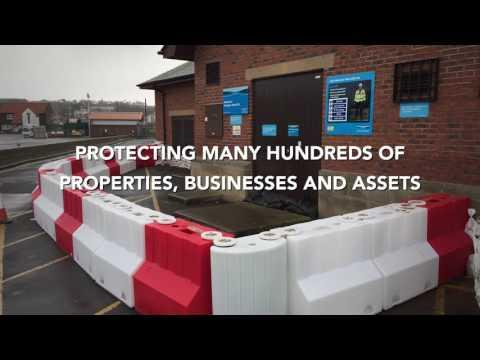 Floodstop Flood Barrier