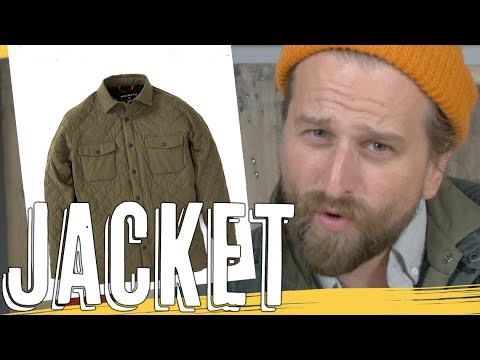 The Best Men's Jacket