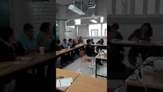 Mesa 3: 1er Encuentro de Organismos auxiliares de Cuenca