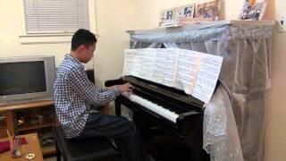 solo of Jian Peng Lin.MTS
