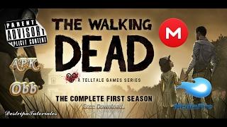 The Walking Dead Season One Full APK + Obb (1.18) 2018 🎮[MEGA & Mediafire] + Gameplay En Castellano
