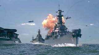 SABATON   Bismarck (World Of Warships Cinematic)