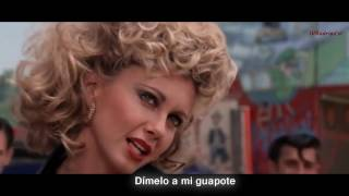 Grease   You're the one that I want Lyrics y Subtitulos en Español Video Oficial