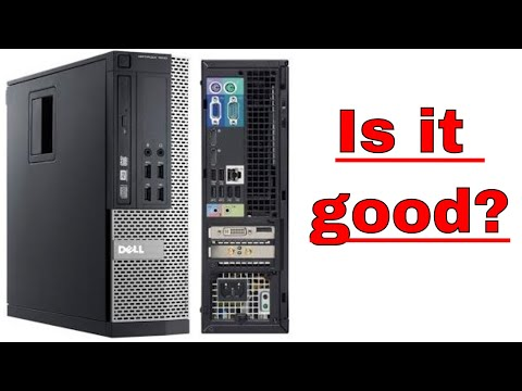 Dell Optiplex 7010 is it good in 2019? (no internal modifications)
