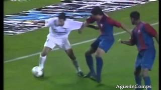 Juan Roman Riquelme vs Real Madrid 2002/2003 HD (Long Version)