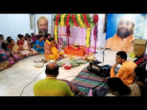 Janmasthami Puja @Swami Debananda Ashram , Nibeditapally